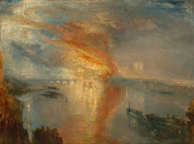 L'incendie de Notre-Dame, ou la beauté du mort