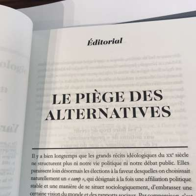 Le piège des alternatives