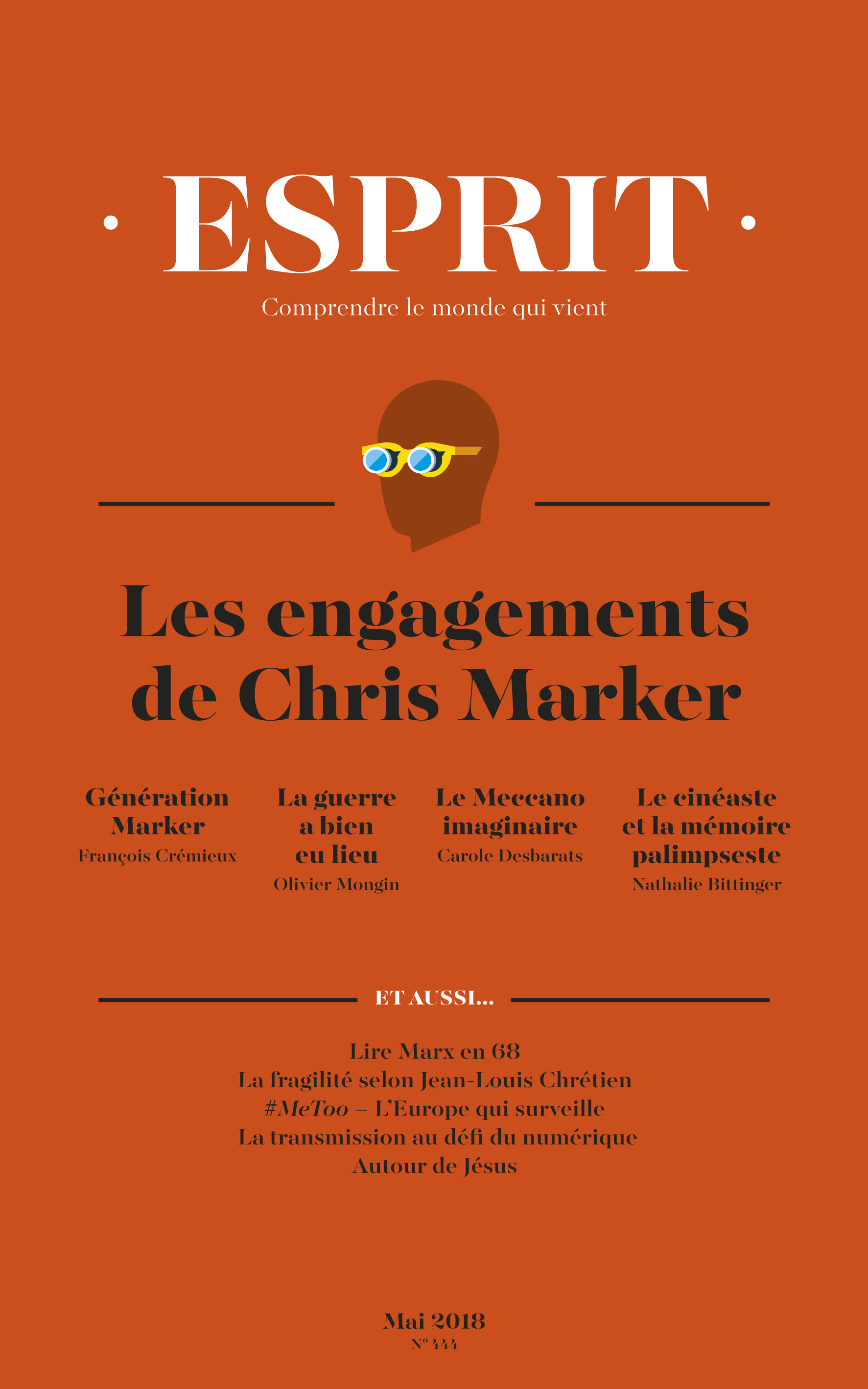 Les engagements de Chris Marker