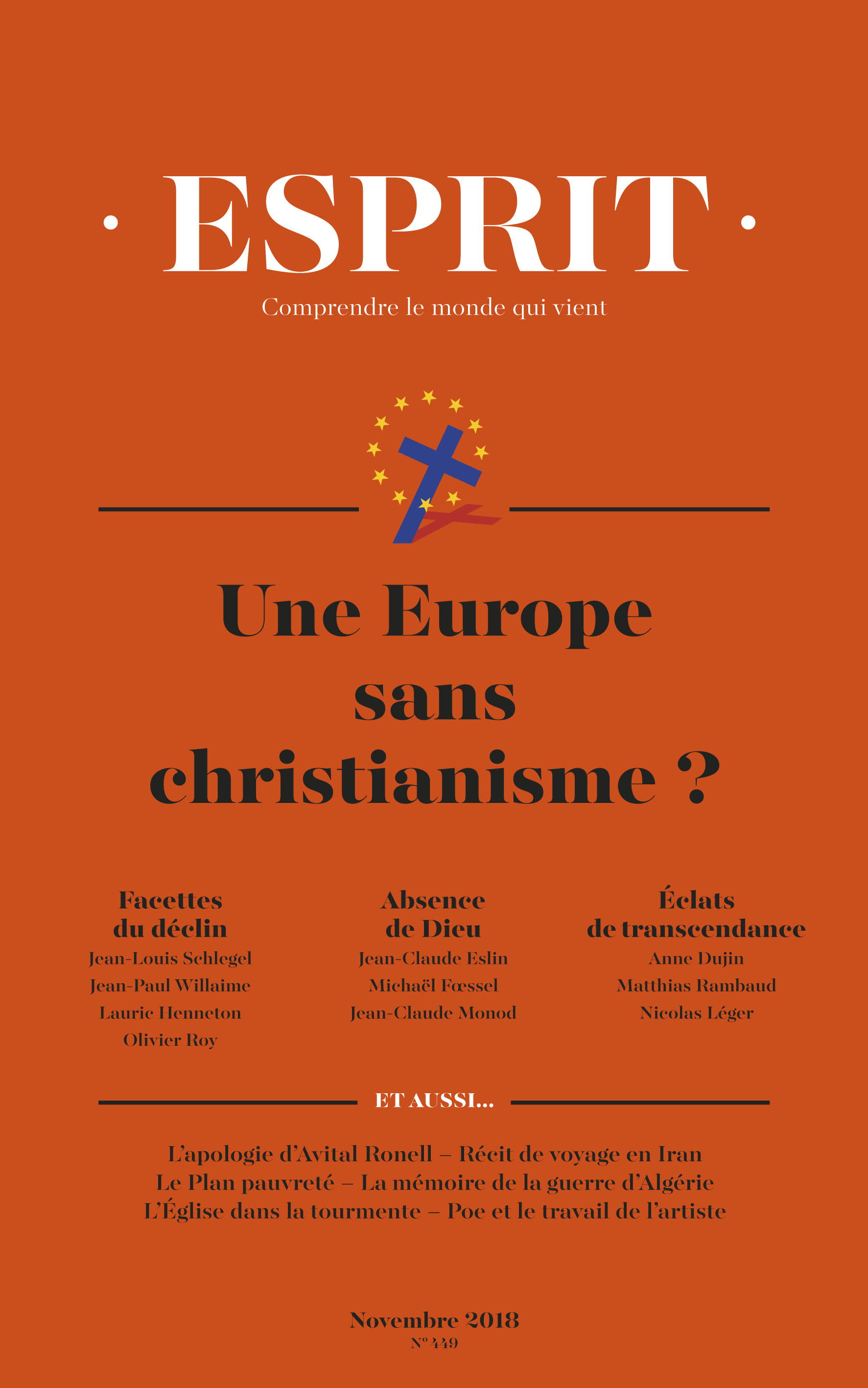 Une Europe sans christianisme ?