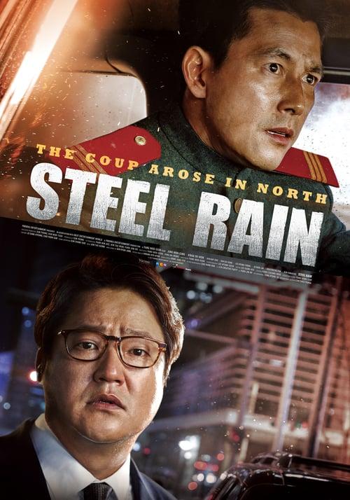 Steel Rain de Yang Woo-seok